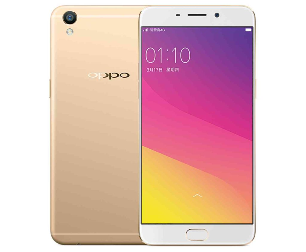 Oppo A37, Smartphone OS Android 4G LTE 2 GB RAM 2 Jutaan