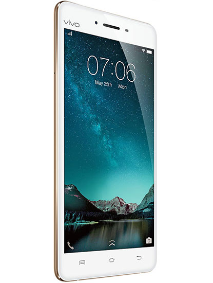 Vivo V3, Smartphone Android Lollipop 4G LTE RAM 3 GB Kamera 13 MP