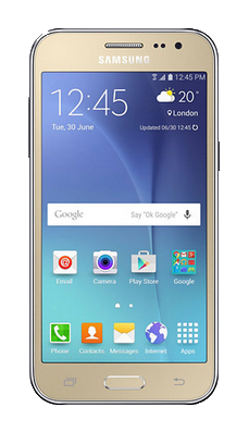Harga HP Samsung Galaxy J2, Android OS Lollipop 4G LTE Sejutaan