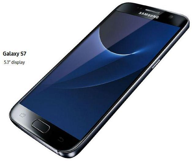 Samsung Galaxy S7, Android Super Canggih Tahan Air