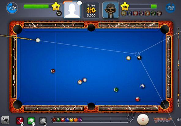 Cara Menggunakan Cheat 8 Ball Pool Garis Panjang di Android dan Windows